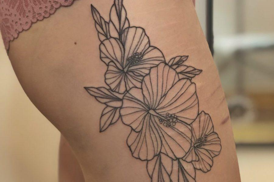 tattoo_hibiscus