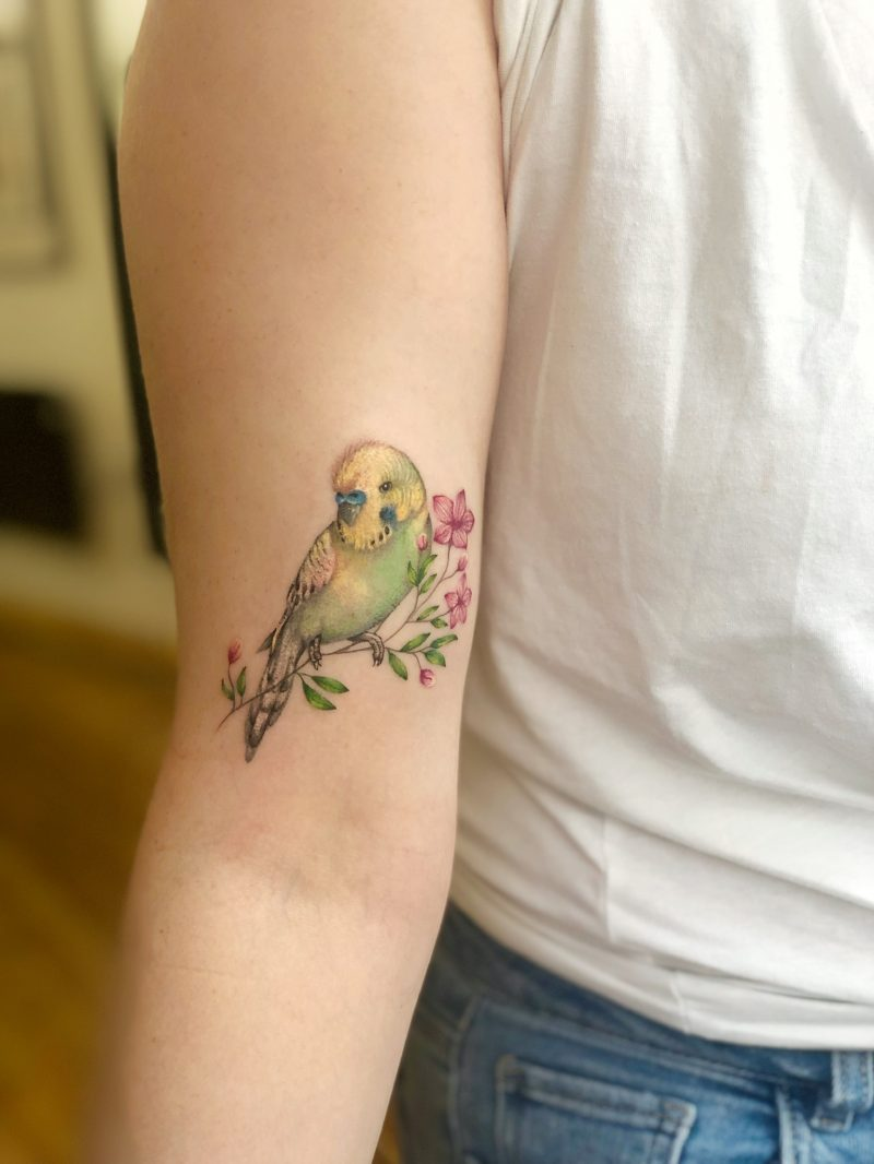 TATTOO – BIRDY BIRD