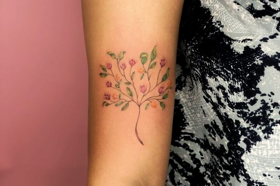 maikoonly_tree_arm_tattoo