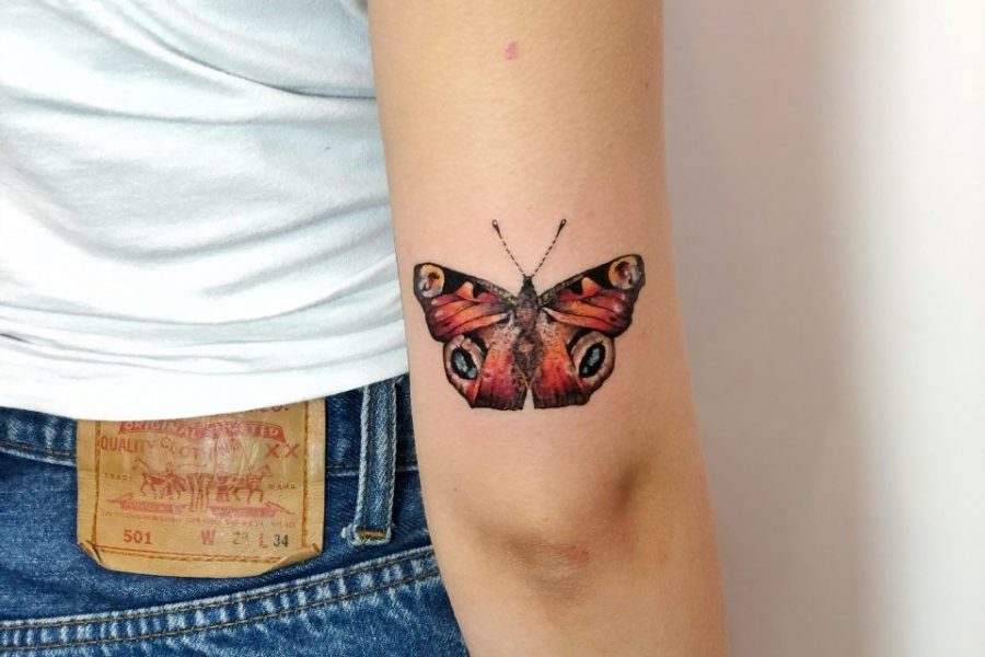 TATTOO – Butterfly